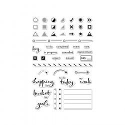 Tampons - Bullet Journal