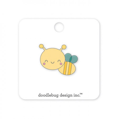 Spring Things - Pins à collectionner - Abeille jaune