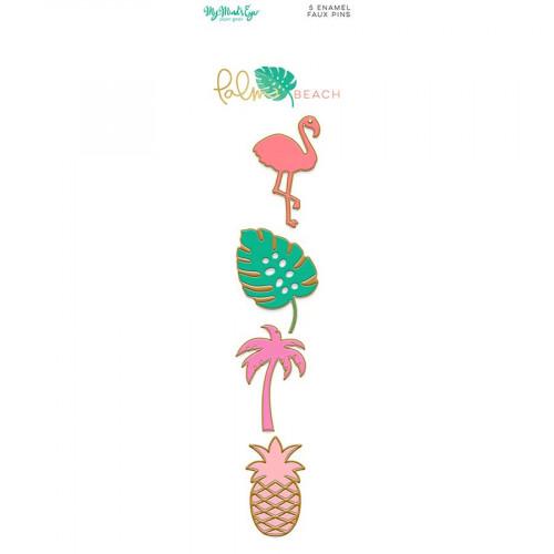 Palm Beach - Faux Pins - 5 pcs