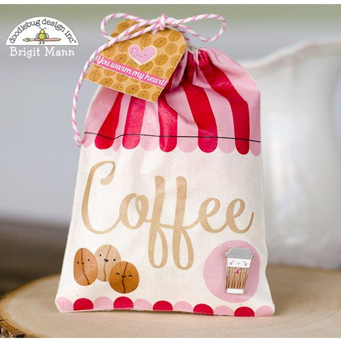 Cream & Sugar - Pins à collectionner - Gobelet O'Jo