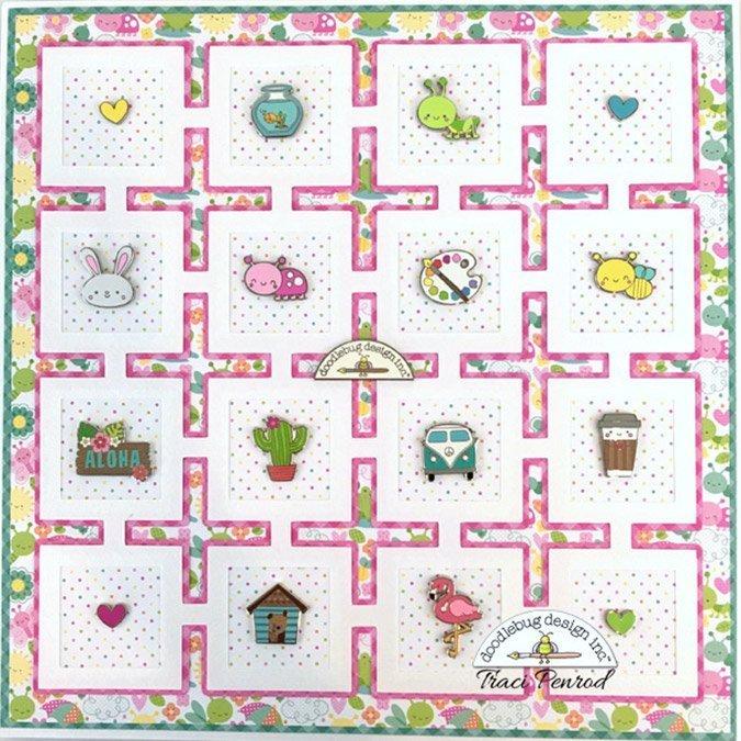 Fairy Tales - Pins à collectionner - Arc-en-ciel