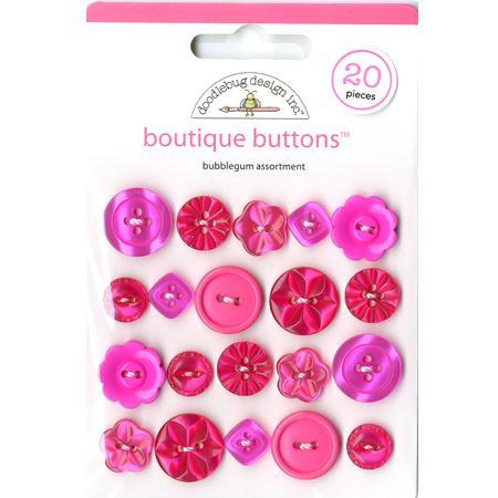 Boutons - Bubblegum