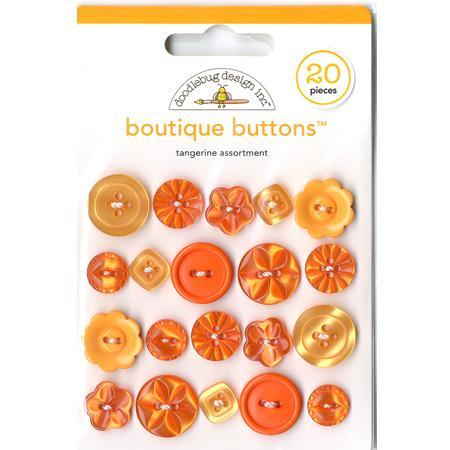 Boutons - Tangerine