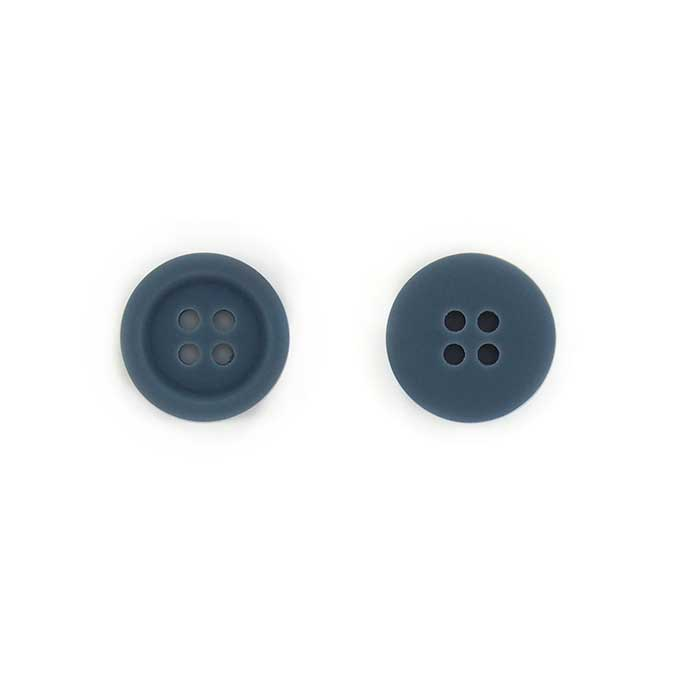 Boutons - 1,5 cm - anthracite