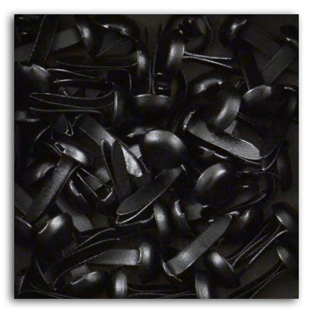 Attaches Parisiennes - Noir