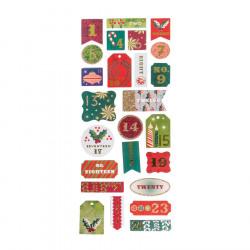 Stickers - Noël