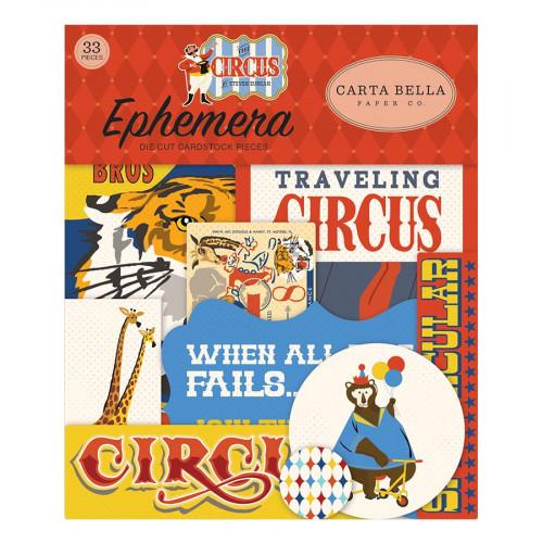 Circus Formes découpées #1