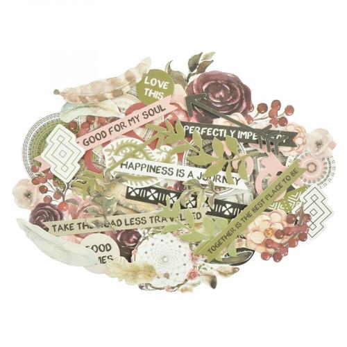 Gypsy Rose Découpes en papier