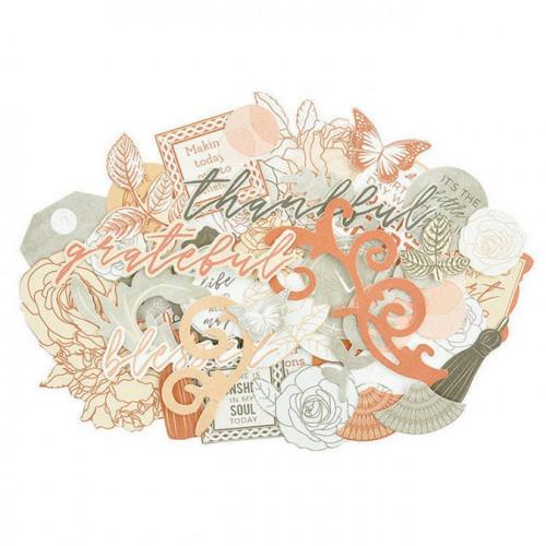 Peachy Formes découpées Collectables - 50 pcs