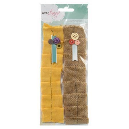 Dear Lizzy 5th & Frolic - Ruffle Strips