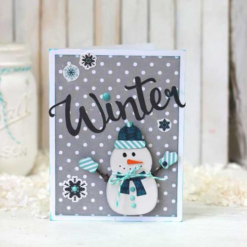 A Perfect Winter - Nœuds en papier