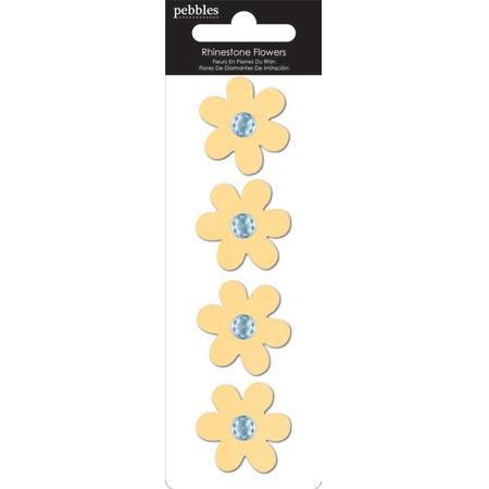 Basics - Rhinestone Flowers - #2