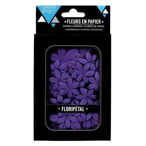 Floripétal - Fleurs Myrtille - 40 pcs