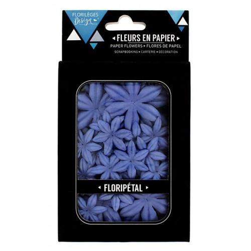 Floripétal - Fleurs Outremer - 40 pcs
