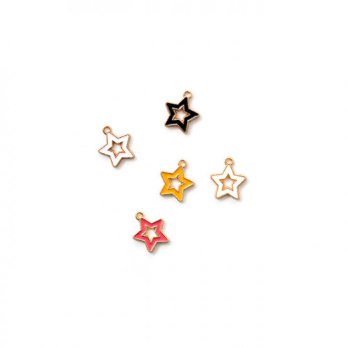 All Heart Charms Etoiles - 8 pcs