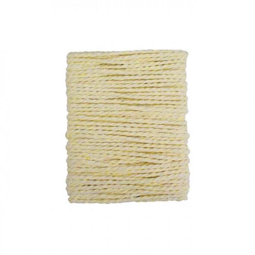 Cordelette en coton - 3 mm x 10 m