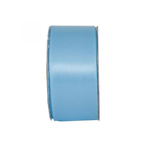 Ruban satin - Bleu  - 3 m