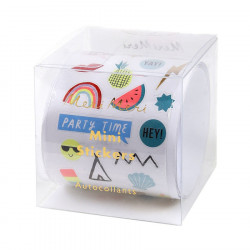 Stickers - rouleaux