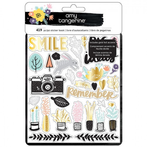 Shine On Livret de stickers - 419 pcs