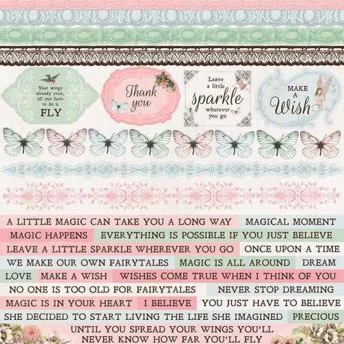 Fairy Garden Stickers