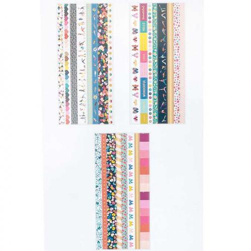 Washi Stickers Pick Me Up - 24 pcs