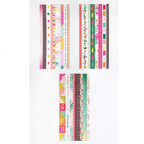 Washi Stickers Confetti Wishes