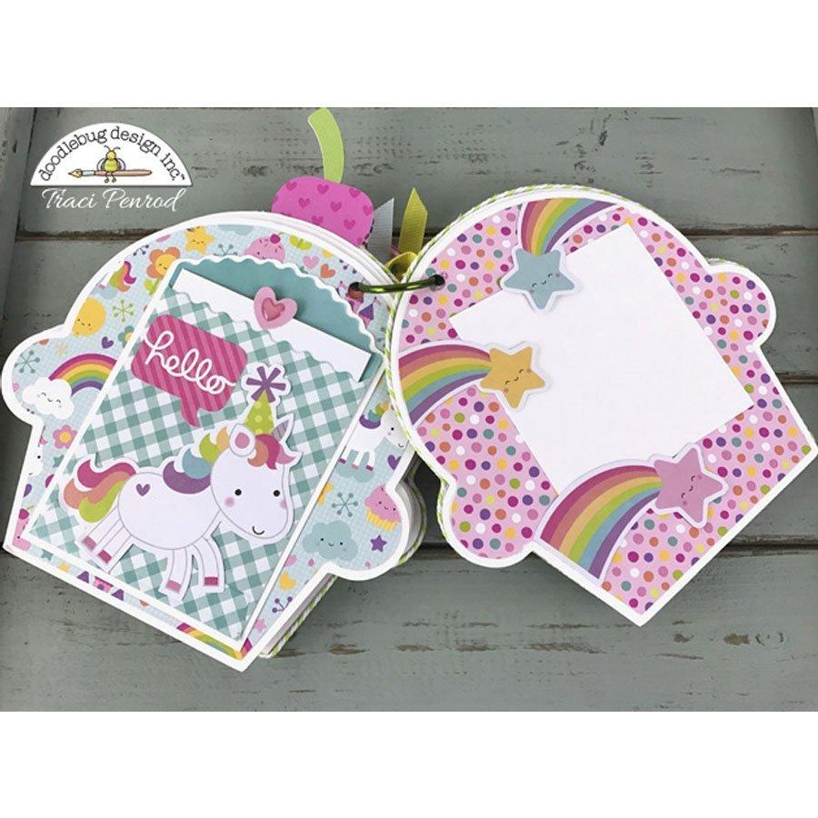 Fairy Tales - Stickers 3D Doodle Pops - Fleurs
