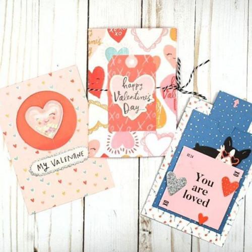 La La Love Stickers - 75 pcs