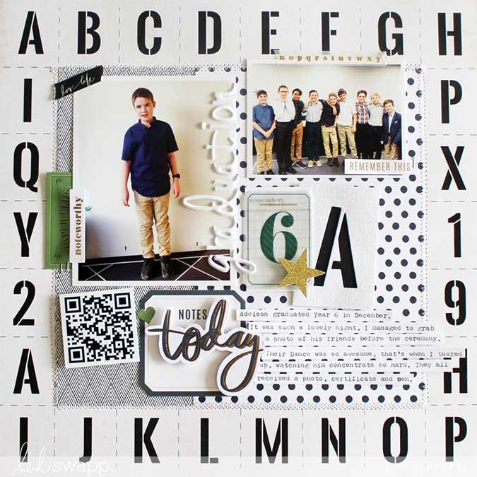 Emerson Lane Stickers - 61 pièces