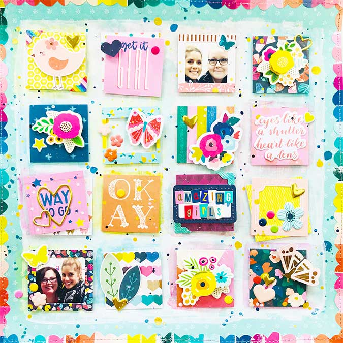 Whimsical Stickers - 87 pcs