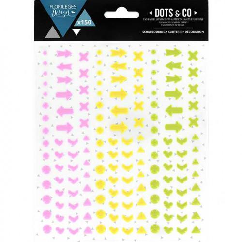 Dots & Co - Summer - 150 pcs