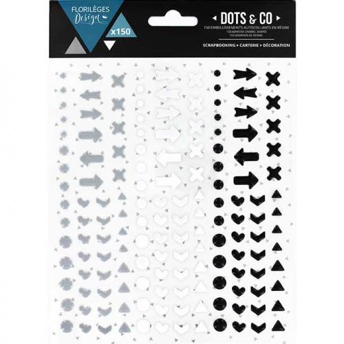 Dots & Co - Winter - 150 pcs