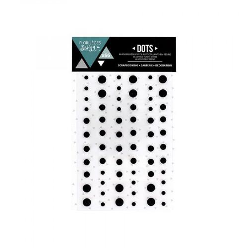 Dots - Carbone - 66 pcs