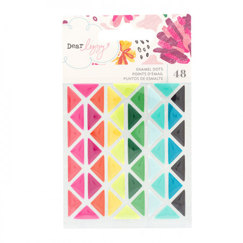 New Day Formes Enamel - 48 pcs