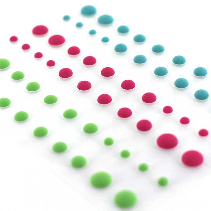 Dots - India - 66 pcs