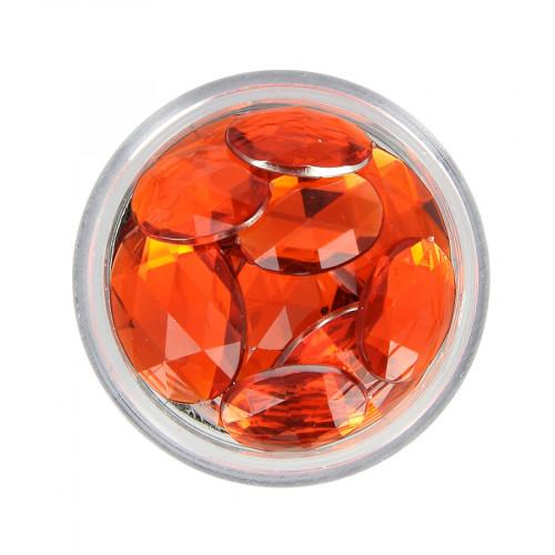 Boîte de strass à coller en résine - Rouge - Taille aléatoire de 14 à 18 mm
