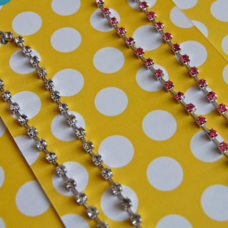 Soiree - Rhinestone Chains