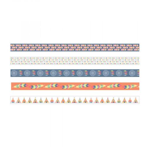 Totem - Masking Tape - Indiens x 5 pcs