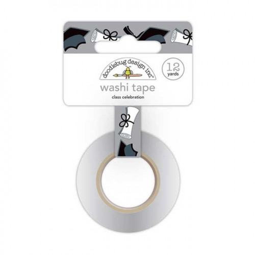 Hats off ! - Washi tape - Diplômes - 1,5 cm x 12 m