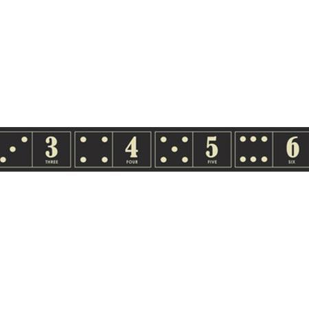 Washi Tape - Dominos - 5 m