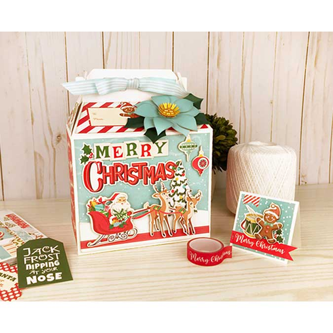 Santa's Workshop Masking Tape