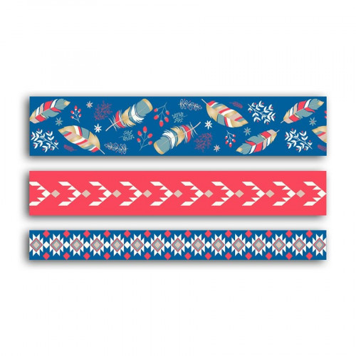 Hygge Masking Tape - 3 rouleaux