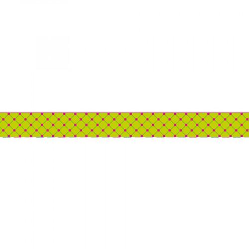 Masking Tape - Losanges - 10 m x 15 mm