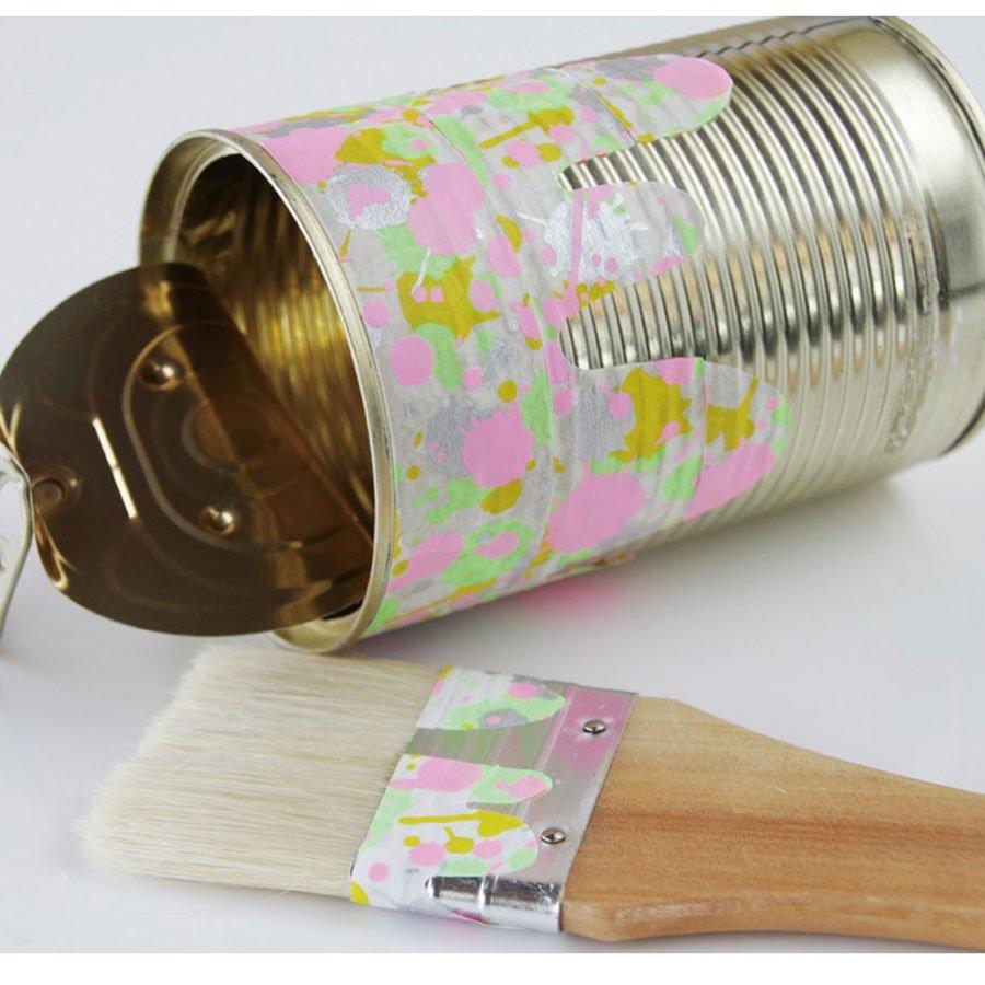 Masking Tape - Tâches d'encre - 25 mm x 3 m