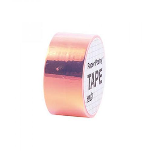 Magical Summer - Masking Tape - Miroir - Orange - 1,8 cm x 5 m