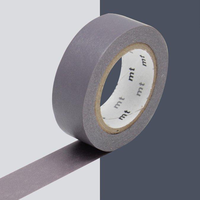 Masking Tape - Uni taupe - 1,5 cm x 10 m