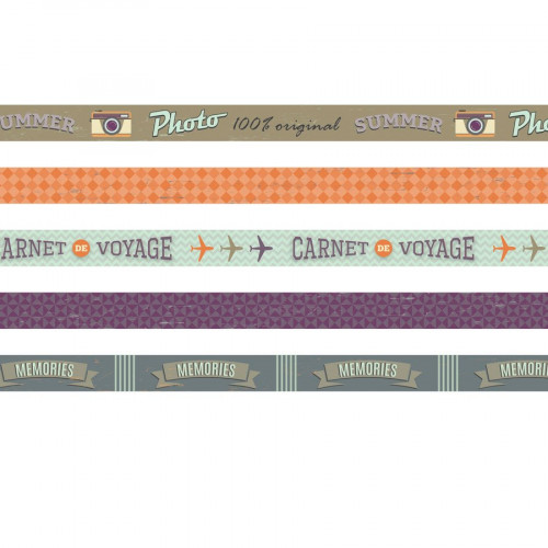 Sweet Memories - Masking Tape - 5m x 1,5 cm - 5 pcs