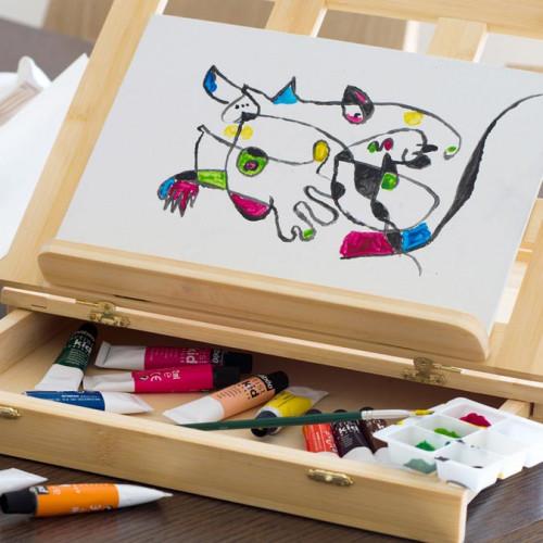 Artist Kid - Acrylic coffret Chevalet
