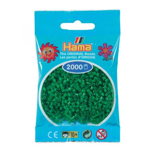 Perles à repasser Mini x 2000 - Vert