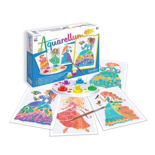 Aquarellum Junior - Princesses